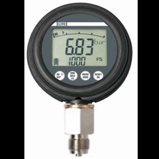 LR-Smart Tech DM 80 Digital Pressure Gauge 0.5% Accuracy 0 - 36 000 PSI