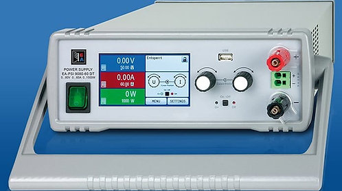 Elektro-Automatik EA-PSI 9080-40 DT - Programmable DC Power Supply 1000W/80V/40A