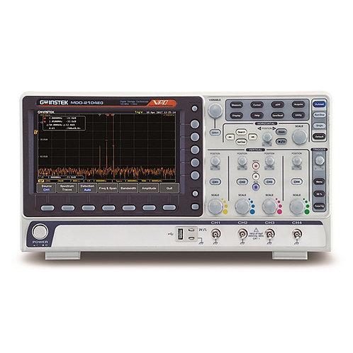 GW Instek MDO-2000EG Series Mixed Domain Oscilloscope