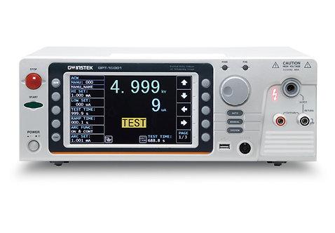GW Instek GPT-15XXX Series Safety Analyzer Tester Hi-Pot 500VA AC/DC IR