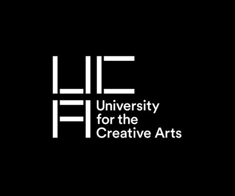 The University for the Creative Arts Log