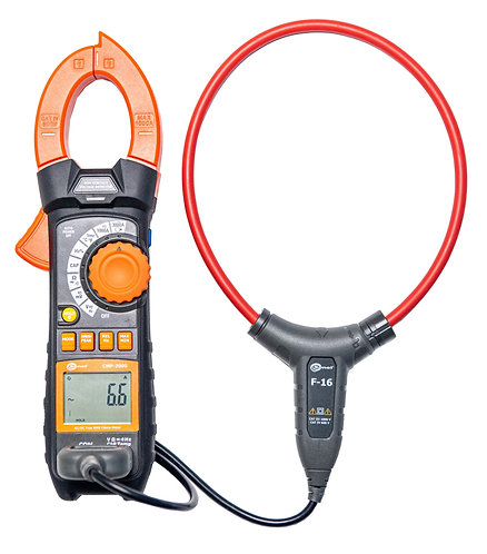 Sonel CMP-3000 Clamp-On Multimeter 3000A Resolution .01A