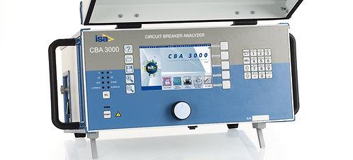 ISA CBA3000 3-Phase Circuit Breaker Analyzer +DLRO