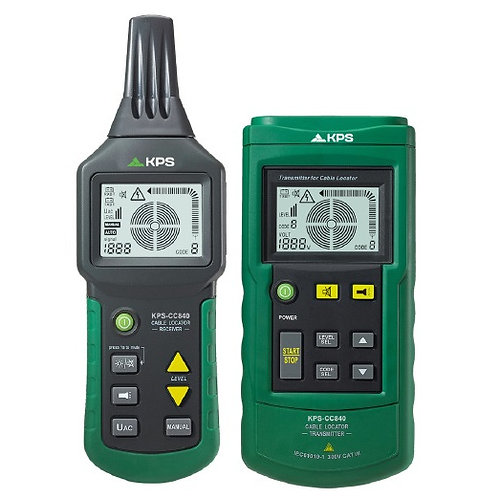 KPS-CC840 Advanced Wire Tracker (Transmitter-Receiver) 400 VAC/VDC 125kHz