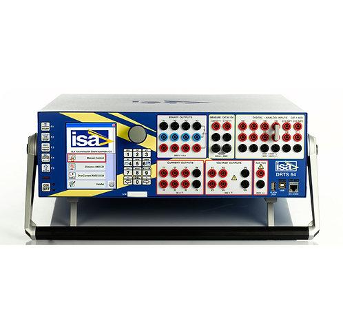 ISA DRTS 64 Protective Relay Test Set 6I, 4V