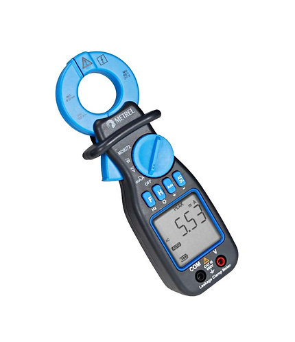 Metrel MD 9272 Earth Leakage TRMS Clamp Meter with Power Functions Clampmeter