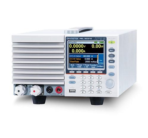 GW Instek PEL-3000E Series Programmable Electronic Loads 300W