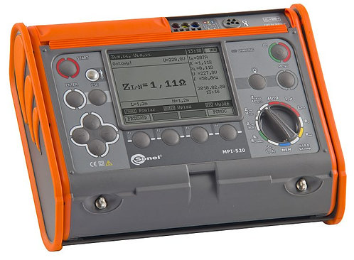 Sonel MPI-520 Multifunction Electrical Installations Meter RCD 1kV