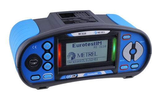 Metrel MI 3110 EurotestIM - Low Voltage Electrical Installation Tester