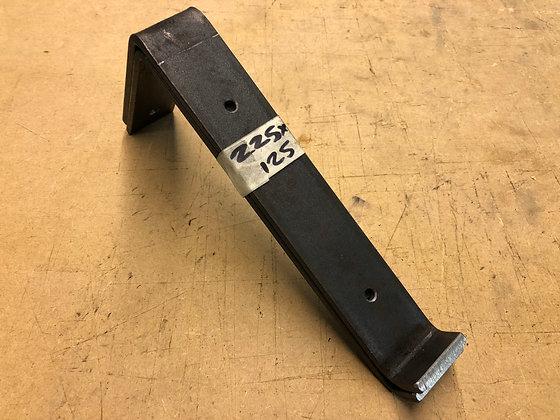Steel shelf brackets 225mm x 125mm