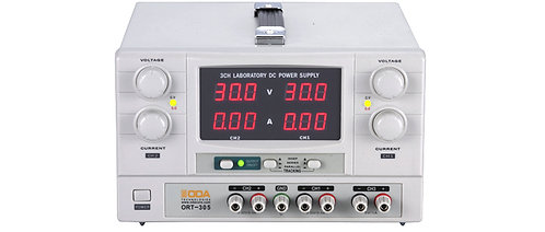 ODA ORT Series Regulated DC Power Supply, 3 Channel