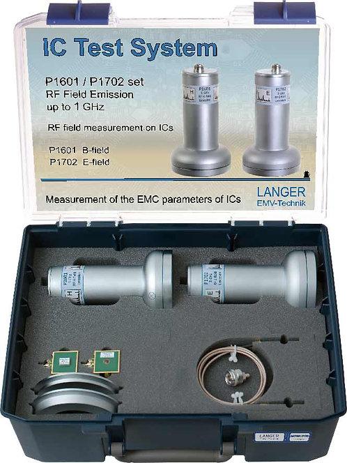 Langer EMV P1601 / P1702 Probe Set RF Field Emission up to 1 GHz