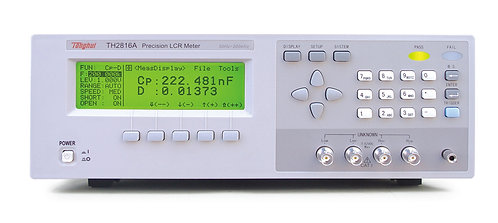 Tonghui TH2816A Precision LCR Meter 50Hz to 200kHz 100Ω