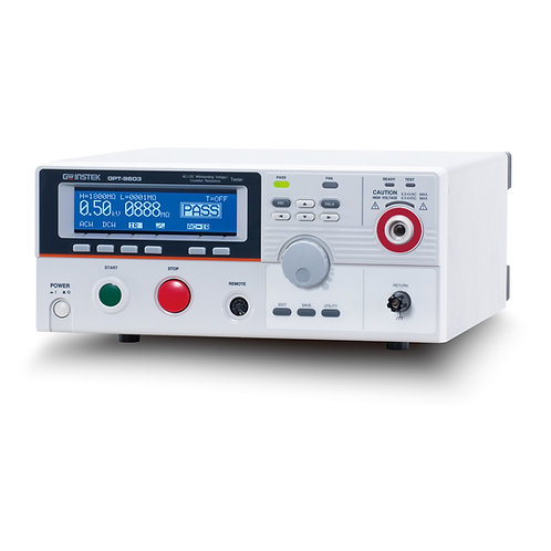 GW Instek GPT-9600 Series Hi-Pot Testers 100VA  Hipot Safety Tester