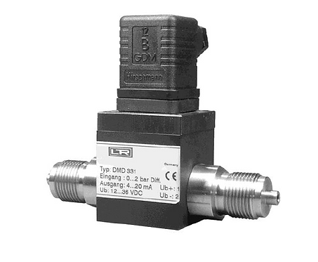 LR-Cal DMD 331 Differential Pressure Transmitter For Liquid/Gas 0.5% Accuracy