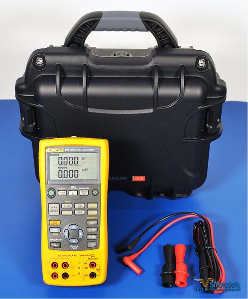 Fluke 726 Precision Multifunction Process Calibrator HART - NIST Calibrated