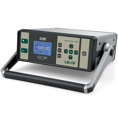 LR-Cal LCC 100 Electronic Pressure and Vacuum Controller and Calibrator