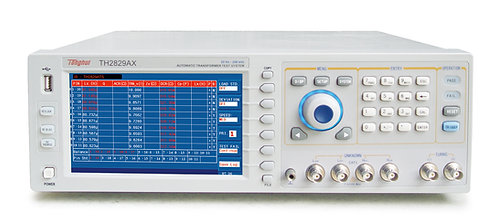 Tonghui TH2829AX Automatic Transformer Test System 20 PIN 20Hz-200kHz 0.5mHz Res