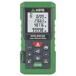 KPS-DM100 Laser Distance Meter 0.05m to 100m Class II Laser - Accuracy ±1.5mm