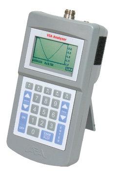 AEA VIA Analyzer KIT 100 kHz to 54 MHz SWR Meter with Complex Impedance