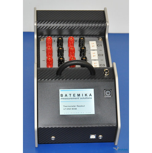 Batemika UT-ONE B03A 3-Channel Thermometer Readout