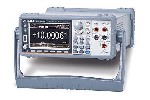 GW Instek GDM-9060 6 1/2 Digit Benchtop Multimeter 6.5 Digit DMM