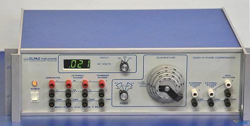 ELPAZ Instruments Quad-10 Phase Compensator