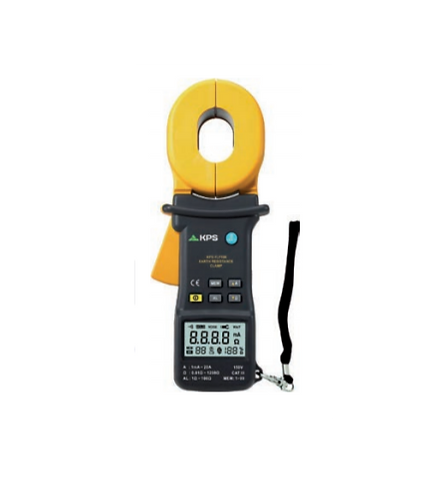 KPS-TLP100 Earth Resistance Clamp Meter
