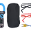 Thumbnail: Metrel MD 9250 Industrial TRMS AC/DC CAT IV 1000 V Clamp Meter