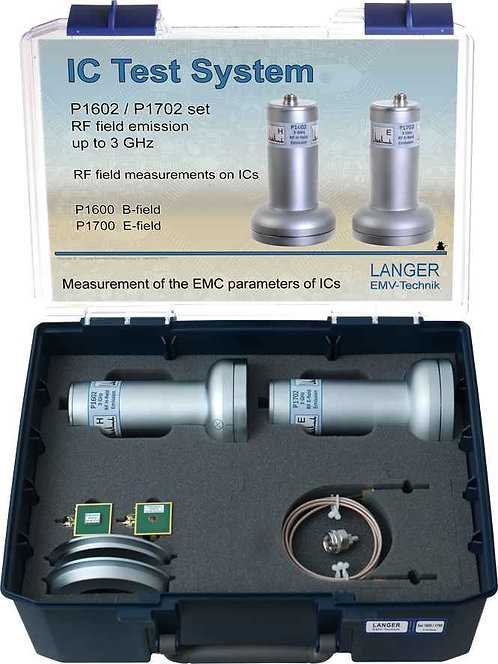 Langer EMV P1602 / P1702 Probe Set RF Field Emission up to 3 GHz