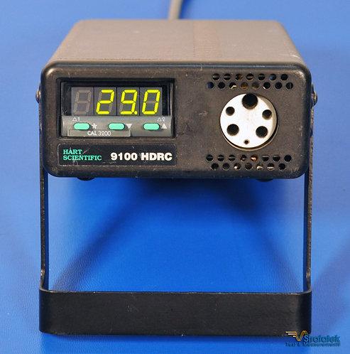 Fluke Hart Scientific 9100 HDRC Dry Block Calibrator Cal 3200