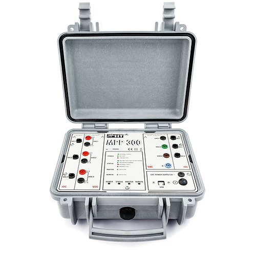 HT Instruments MPP300 Measure/Record Efficiency Photovoltaic Systems SOLAR I-V