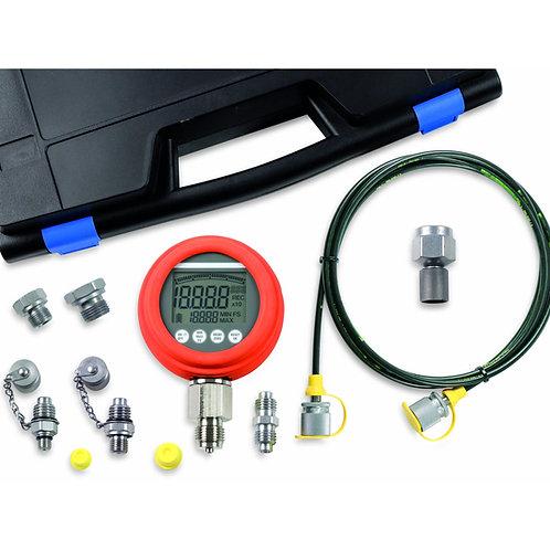 LR-Smart Tech HPKD-10 Hydraulic Test Case with Digital Gauge 0 - 5800 PSI