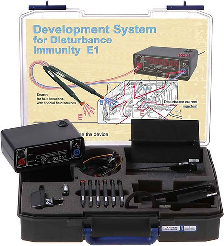 Langer EMV E1 Set Immunity Development System