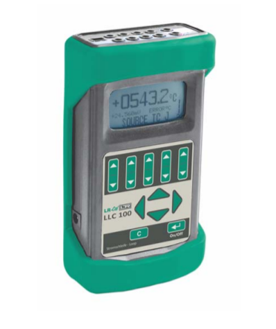LR-Cal LLC 100 Portable mA Loop Process and Multifunction Calibrator