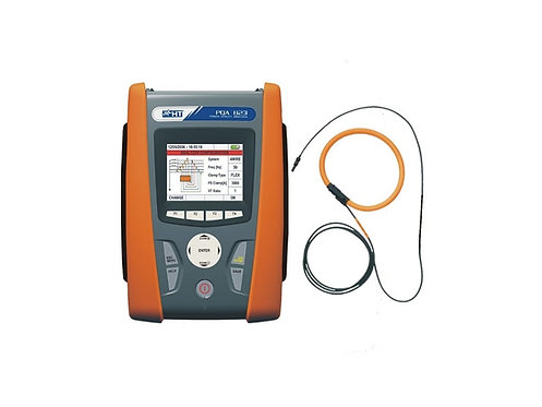 HT Instruments PQA 823 Power Quality Analyzer w/INRUSH Current Measurement 3000A