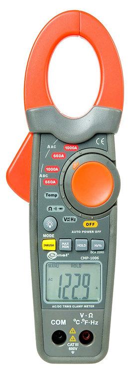 Sonel CMP-1006 Digital Clamp-on Multimeter TRMS 1000A 600V