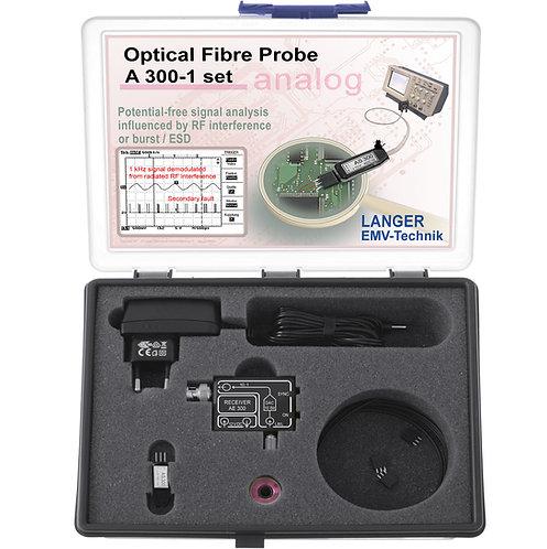 Langer EMV A300-1 Set Optical Fibre Probe 1-channel, 5 MHz