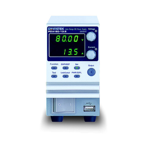 GW Instek PSW Series Programmable DC AutoRange Power Supply
