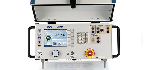 ISA eKAM Electronic and Automatic Primary Injection Test System