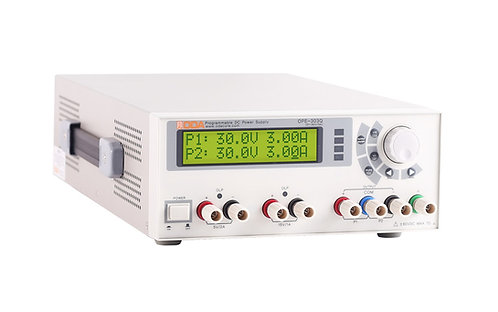 ODA OPE-1201Q Linear Programmable DC Power Supply 2 Channel 120V 1A 240W