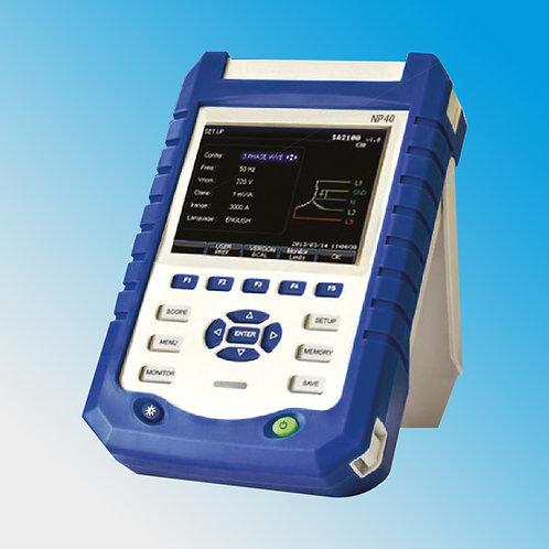 Tinsley NP40 Portable Power Quality Analyzer