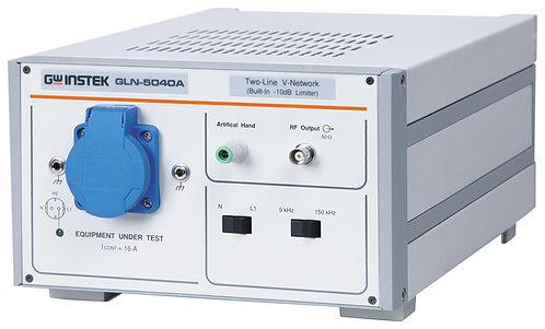 GW Instek GLN-5040A Line Impedance Stabilization Network - LISN