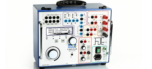 ISA T1000PLUS Secondary Injection Relay Test Set