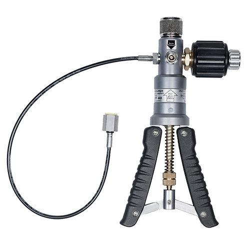 LR-Cal LPP 40 Pneumatic Hand Pump 580 PSI