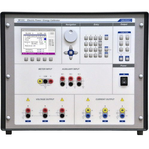 Meatest M133C and M133Ci Power and Energy Calibrator
