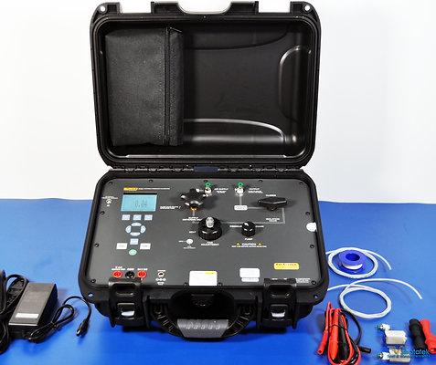Fluke 3130-G2M Portable Pneumatic Pressure Calibrator 300PSI 20bar Auto Pump
