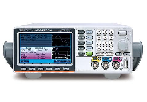 GW Instek MFG-2230M 30MHz Arbitrary Function Generator Dual Channel