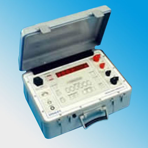 Tinsley 5897 Portable 100A Precision Micro-Ohmmeter