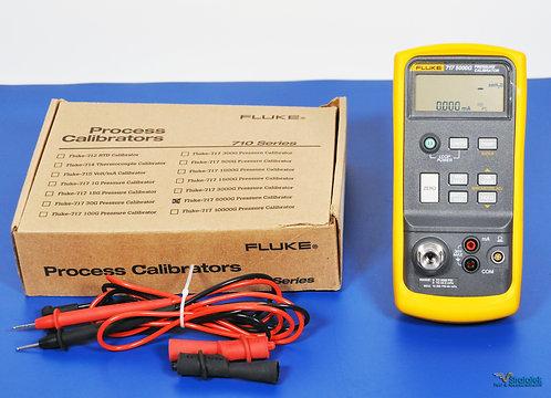 Fluke 717 5000G Pressure Calibrator 5000 PSI - NIST Calibrated with Warranty